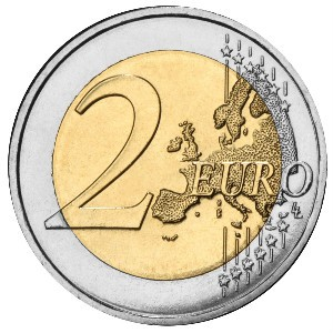 2 евро