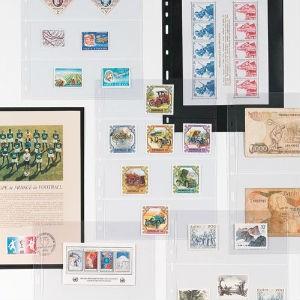 Для марок и почтовых карточек