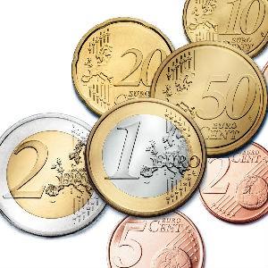 Eiro apgrozības monētas