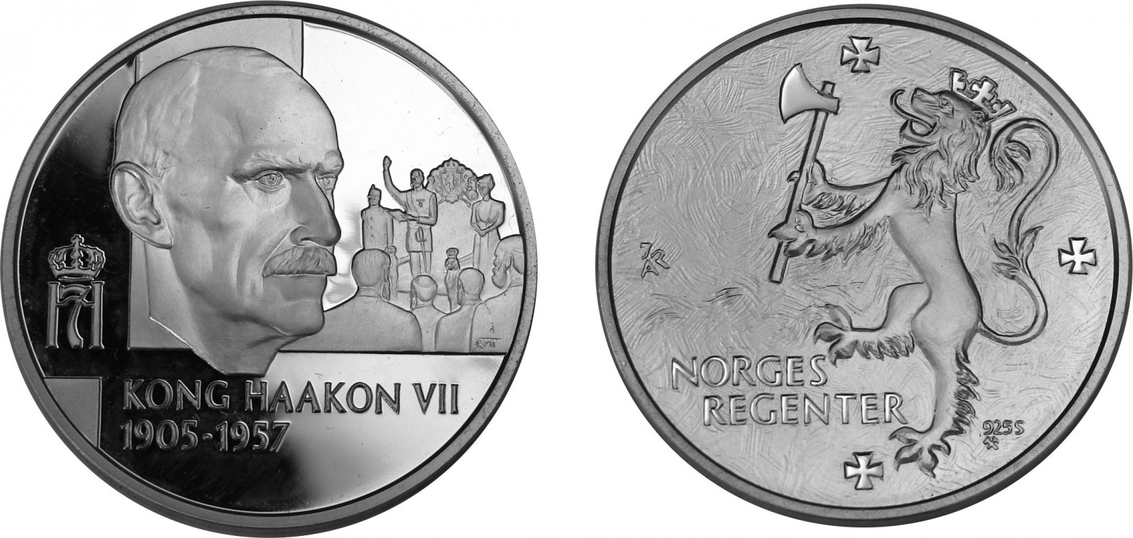 Norway Silver Medal