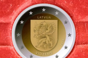 2016 Latvia planned 2 euro commemorative coins